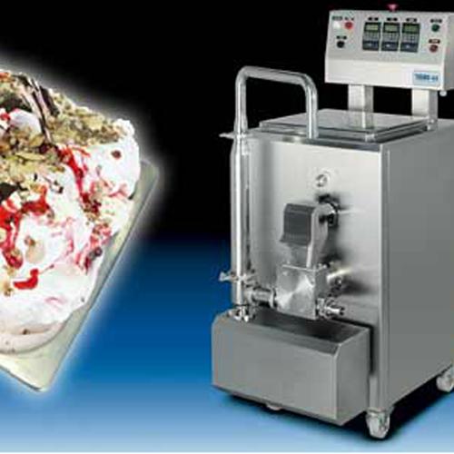 Máy nạp phụ liệu cho kem FRUIT FEEDER
